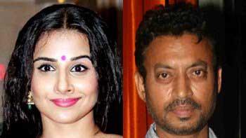 Vidya Balan, Irrfan Khan to star together