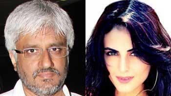 Vikram Bhatt to cast Mandana Karimi in \'Bhaag Johnny\'