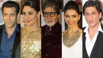 Welcome 2014 with your favourite celebs tonight on Star Plus!
