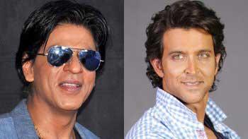 Who will break Dahi Handi? Shah Rukh Khan or Hrithik Roshan?