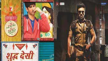 Who will steal this Friday? \'Shuddh Desi Romance\' or \'Zanjeer\'?