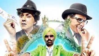 'Yamla Pagla Deewana 2's majestic premiere in Birmingham