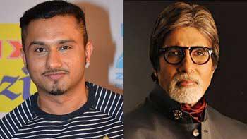 Yo Yo Honey Singh all set to rap for Amitabh Bachchan