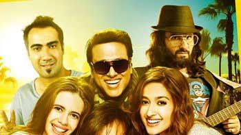 First Day Box-Office Collection of 'Happy Ending'