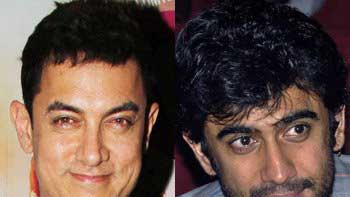 Aamir Invites Amit Sadh Over Lunch!