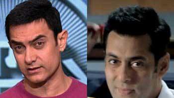 Aamir Khan V/S Salman Khan on the small screen!