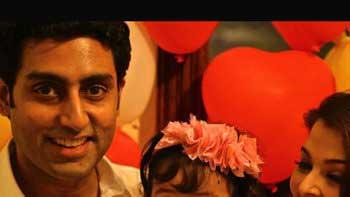 Abhishek Bachchan and Aishwarya Rai throw a fairy-tale birthday bash for daughter Aaradhya