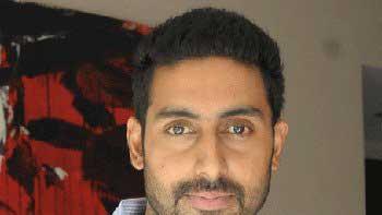 Abhishek Bachchan hits the gym for his next film