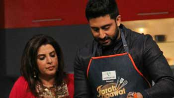 Abhishek Reveals his Love for Cooking!