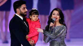Aishwarya Rai Bachchan honoured at Miss World 2014