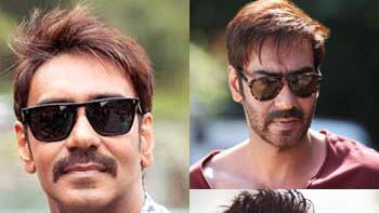 Ajay Devgn to sport three different looks in 'Action Jackson'