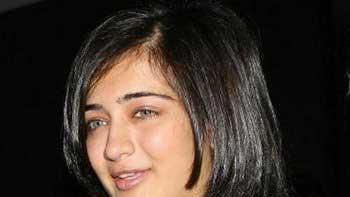 Akshara Haasan choreographs her own moves in 'Shamitabh'