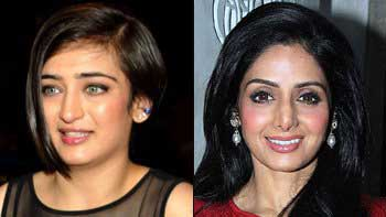 Akshara Haasan to essay Sridevi's daughter in her next