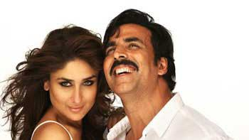 Akshay Goes All Praise For Kareena
