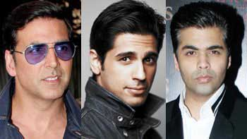 Akshay Kumar, Siddharth Malhotra to play brothers in Karan Johar's 'Brothers'