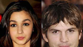 Alia Bhatt finds a fan in Hollywood actor Ashton Kutcher