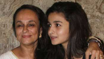 Alia Bhatt Set To Walk The Ramp With Mom Soni Razdan