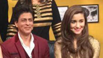 Alia Bhatt Surprises King Khan