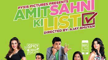 'Amit Sahni Ki List' unveils its First Look Poster and Official Trailer!