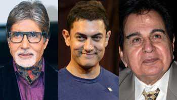 Amitabh Bachchan, Aamir Khan to unveil Dilip Kumar's biography