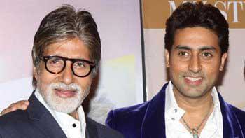 Amitabh Bachchan, Abhishek Bachchan gear up to fly to Brazil for FIFA Final
