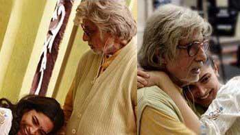 Amitabh Bachchan and Deepika's off screen 'Piku' moments