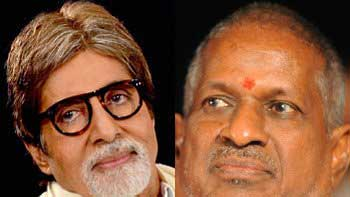 Amitabh Bachchan and Ilaiyaraaja to come together for the National Anthem
