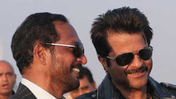 Anil Kapoor and Nana Patekar quit mafia in \'Welcome Back\'