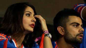Anushka Sharma comes all out for Virat Kohli's support