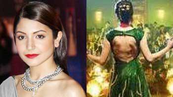 Anushka Sharma wears 35-kg gown for \'Bombay Velvet\'