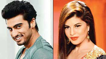 Arjun Compliments Jacqueline Claiming She is the most positive soul in this world!