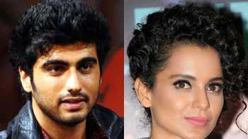 Arjun Kapoor Admires Kangana Ranaut