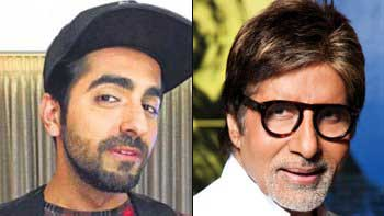 Ayushman Is On Cloud Nine After Receiving A Handwritten Note From Big B