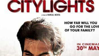 Bollywood showers praise on \'Citylights\'