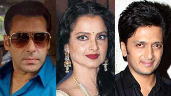 Bollywood stars get inked