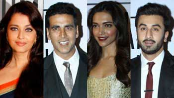 Bollywood stars studded the inaugural eve of 16th Mumbai Film Festival