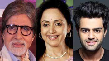 Bollywood stars wish 'Happy Lohri'!