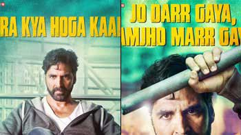 Brand New Powerful Posters Of Akshay Kumar Starrer 'Gabbar Is Back' Are Out!