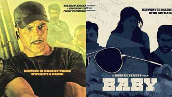 Check Out: The brand new posters of 'Baby'