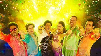 Check Out: The exclusive Indiawaale song from \'Happy New Year\'