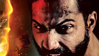 Check out: The feisty motion poster of 'Badlapur'!