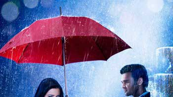 Check Out the New Poster of Mahakshay and Evelyn's Upcoming Film - Ishqedarriyaan