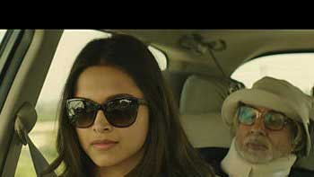 Deepika Drives on a Highway for the First Time!