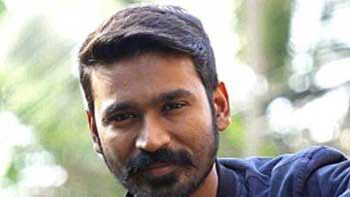 Dhanush is scared of Still Cameras!