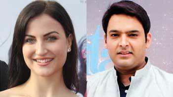 Elli Avram grabs a role opposite Kapil Sharma