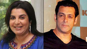 Farah Khan replaces Salman Khan in Bigg Boss Season 8!