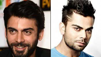 Fawad Khan Has Been Approached To Play Virat Kholi In MSD Biopic!