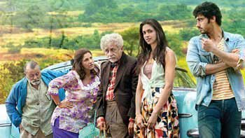'Finding Fanny' to have its premiere before 17 days of its release