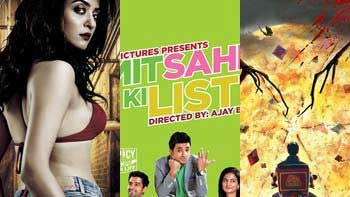 First Day Box Office Collection of 'Amit Sahni Ki List', 'Hate Story 2' and \'Pizza\' 3D