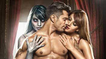 First look of Bipasha Basu's 'Alone'
